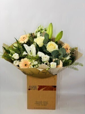 Bouquet of Flowers in Water